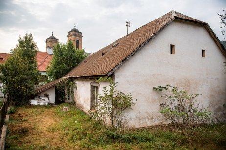 Dom v Jelšave, ktorý je na predaj. Za 17-tisíc eur. Foto – Tomáš Hrivňák