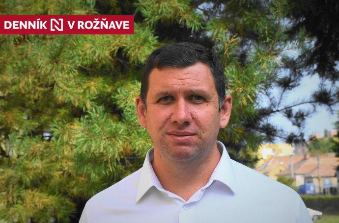Peter Tóth, riaditeľ Reedukačného centra v Tornali