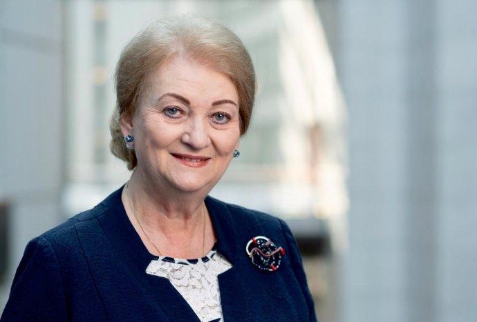 Anna Záborská. Foto - archív A. Z.