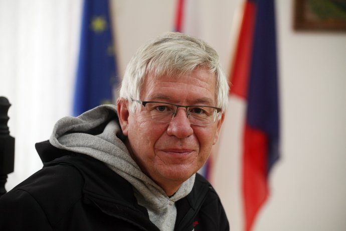 Viceprimátor Bardejova Vladimír Savčinský. Foto N – Andrej Bán