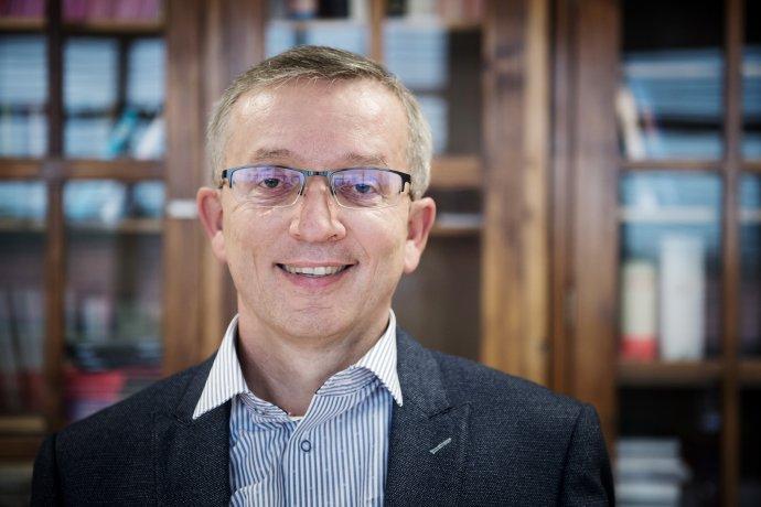 Prokurátor Jozef Čentéš. Foto N - Vladimír Šimíček