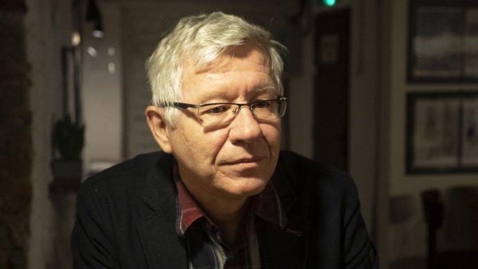 Vladimír Savčinský. Foto - Post Bellum