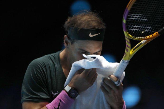 Rafael Nadal. Foto - TASR/AP