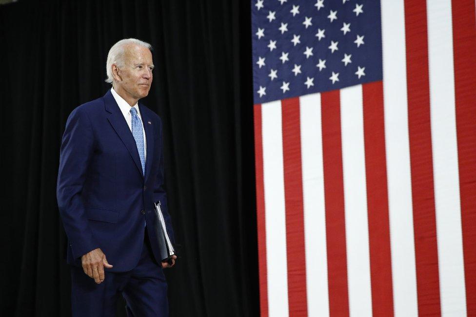 Joe Biden. Foto - TASR/AP