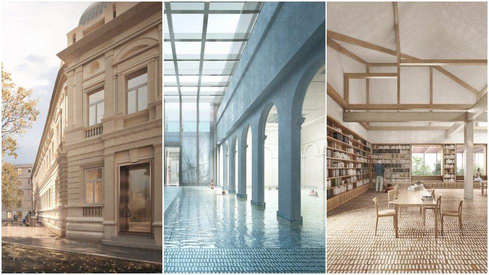 Vizualizácia - OPPS Architettura