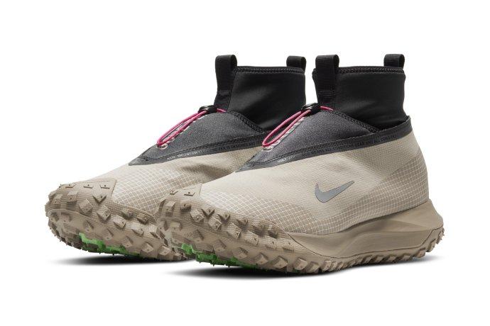 Nová trailová obuv s karbónovou doskou. Foto – Nike