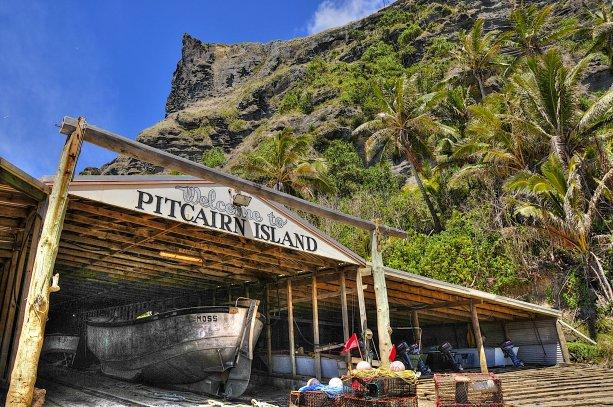 Pitcairn Island. Foto: UltraPanavision na flickr.com