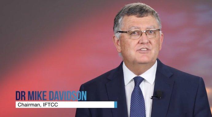Mike Davidson, organizátor konferencie a šéf Medzinárodnej federácie pre slobodu voľby terapie a sprevádzania (IFTCC). Foto - Reprofoto IFTCC