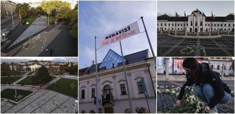 Foto – Za slušné Slovensko