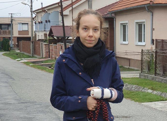Linda Gállová. Foto - archív L. G.