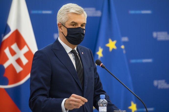 Minister zahraničia Ivan Korčok. Foto - TASR
