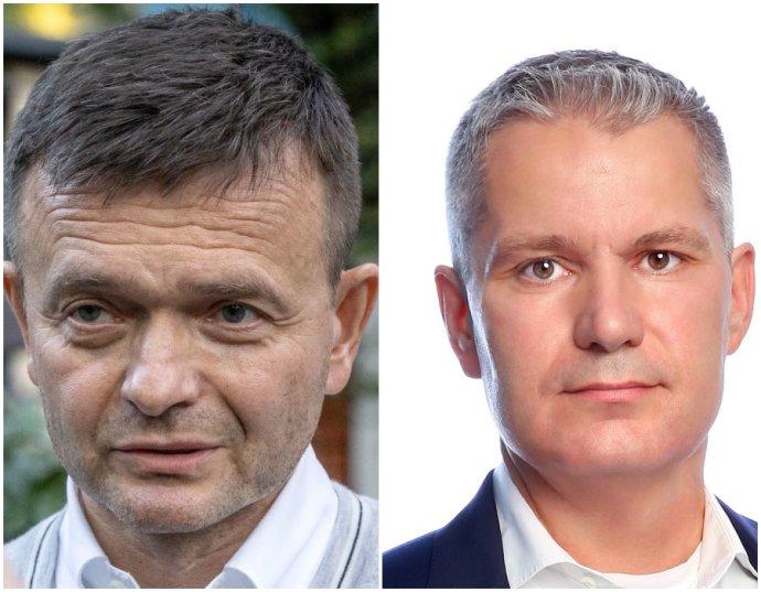 Jaroslava Haščáka vymení Ian Child. Foto – Tomáš Benedikovič a Penta