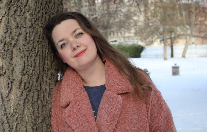 Gabika Čepičanová. Foto - archív G. Č.