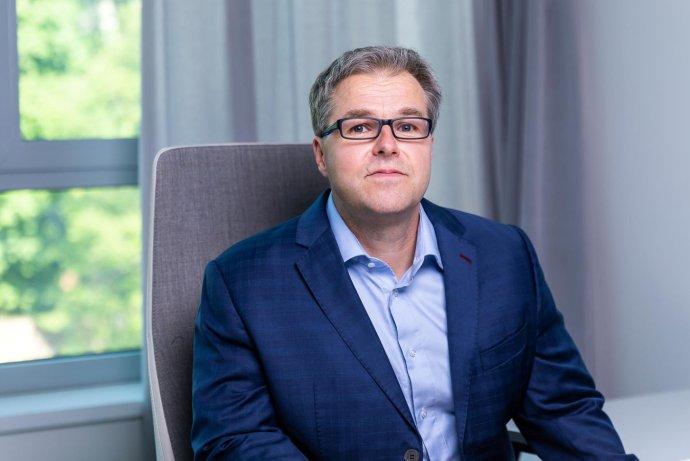 Norbert Žilka je neuroimunológ a vedecký riaditeľ biotechnologickej spoločnosti Axon Neuroscience. Zdroj – archív N. Z.