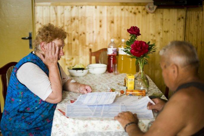 Sčítanie ľudu na južnom Slovensku v roku 2011. Foto - TASR/MTI
