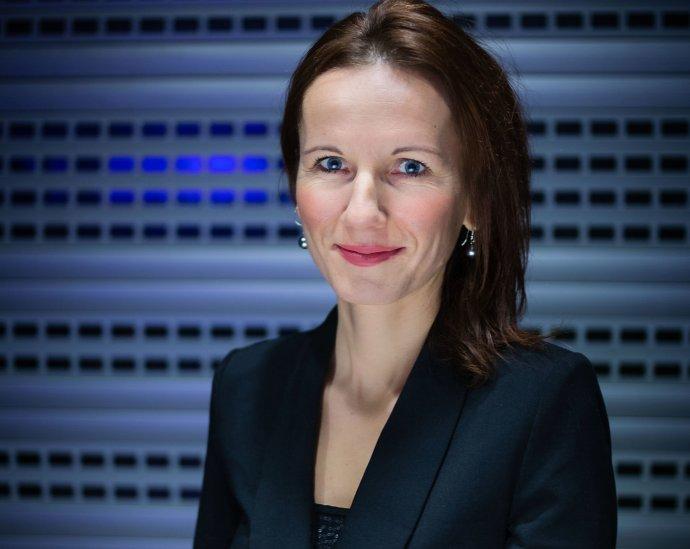 Ľudmila Kolesárová. Foto N - Tomáš Benedikovič