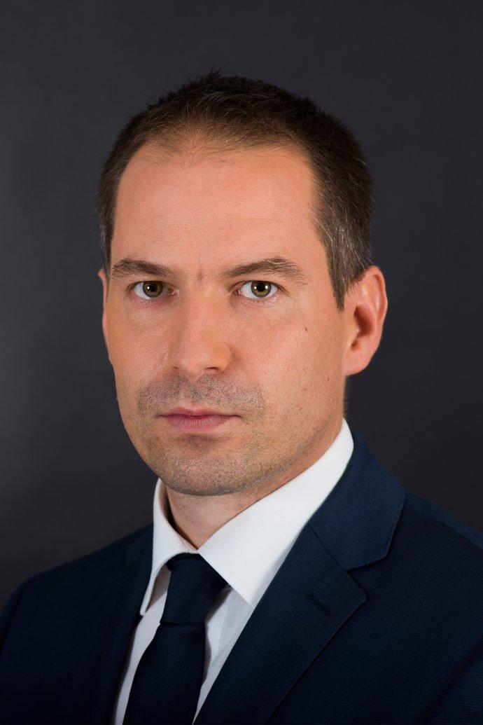Politický analytik Péter Krekó. Foto - Political Capital