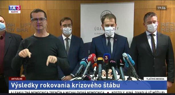 """16.11.2020 oznámil premiér Igor Matovič, že sa Ústredný krízový štáb """"unisono, asi 40 ľudí"""" zhodol na tom, že cieľom je """" dostať čím skôr deti do škôl"""". Opatrenia, ktoré nasledovali, dosiahli presne opačný výsledok – po stredoškolákoch a žiakoch druhého stupňa ZŠ, zostali v novom roku doma aj škôlkári a deti 1. stupňa ZŠ."""