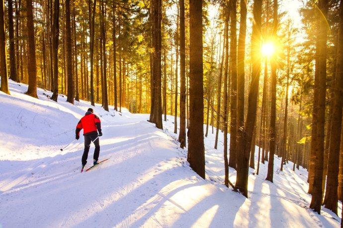 Štúdia ukázala, že aj vrcholoví športovci majú v zime výrazný deficit vitamínu D. Foto N – Peter Kováč