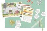 Vznikla spoločenská hra vysvetľujúca deťom, čo je to sociálny odstup či lockdown | Zdroj - OZ eduB via postoj.sk