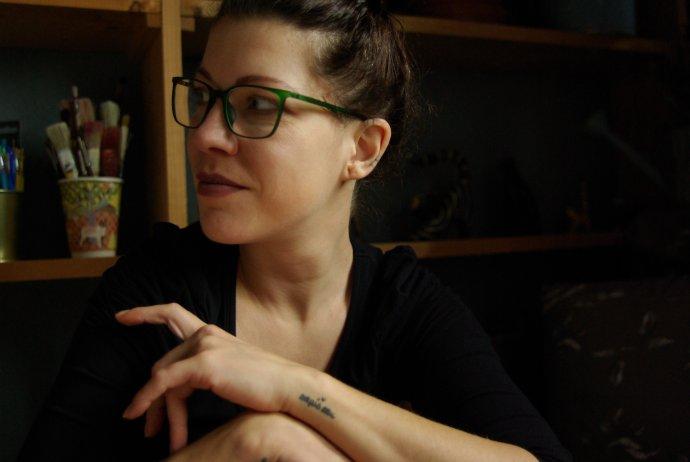 Ivana Gibová. Foto - archív I. G.
