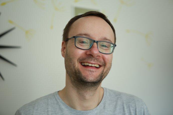 Psychológ Adam Suchý. Foto - archív A. S.