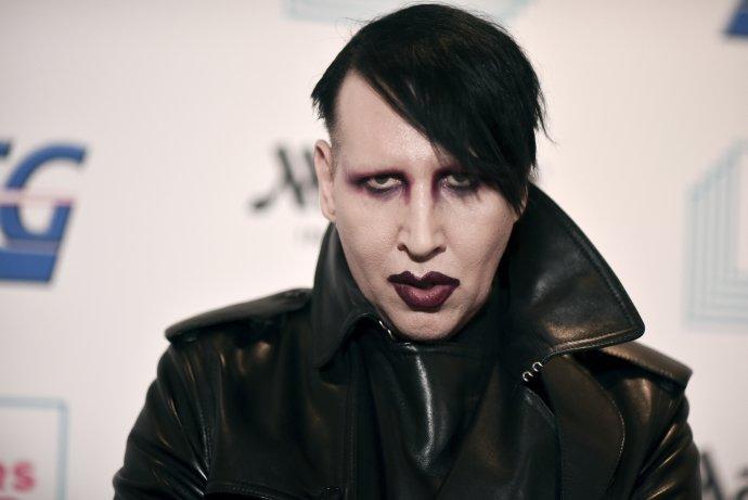 Marilyn Manson. Foto - TASR/AP