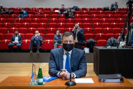 Daniel Lipšic. Foto N – Tomáš Benedikovič