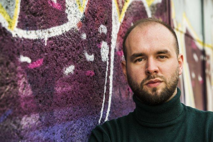 Jaroslav Chrapko. Foto – Dedoles/Miro Nôta