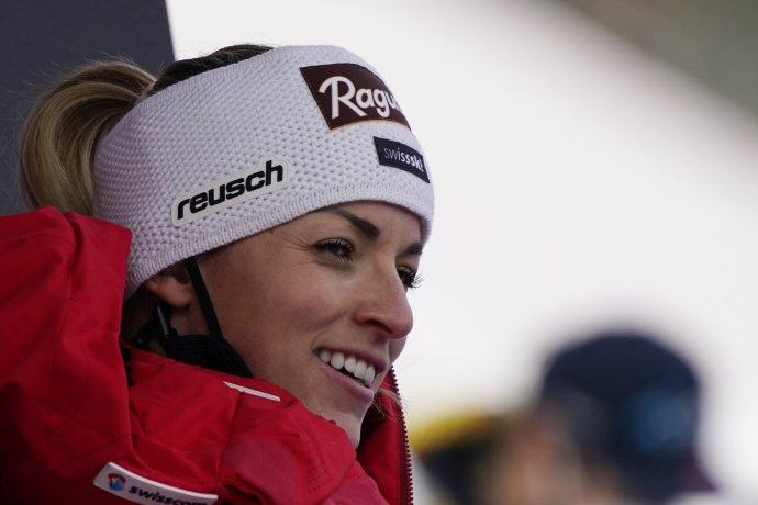Lara Gutová-Behramiová. Foto - TASR/AP