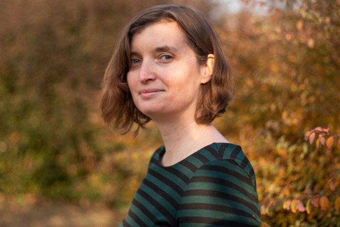 Lucia Plaváková. Foto - Jakub Kováč
