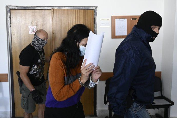 Annu Žedényiovú chcel vyšetrovateľ aj prokurátor vo väzbe. Foto - TASR