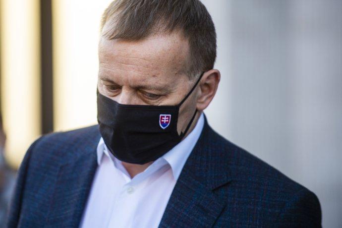 Boris Kollár. Foto - TASR