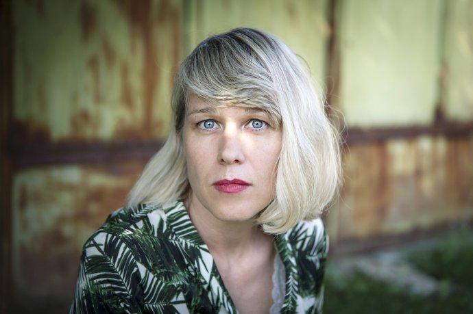 Beata Bobulová. Foto - Luba Petrová