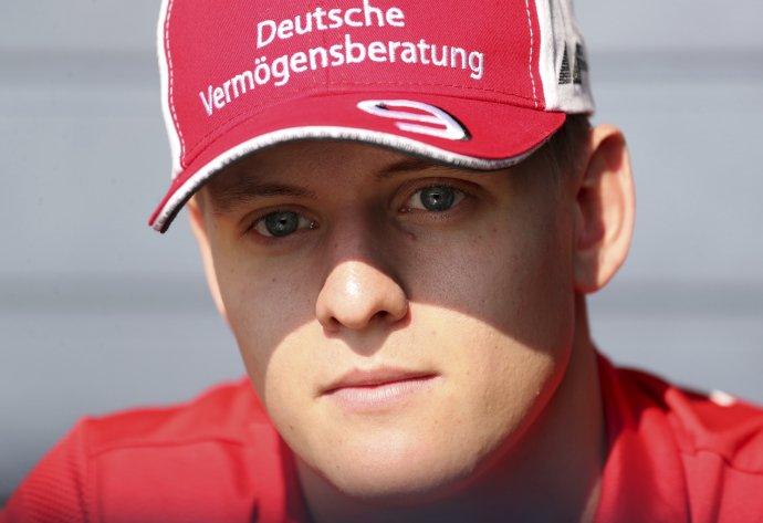 Mick Schumacher. Foto - TASR/AP