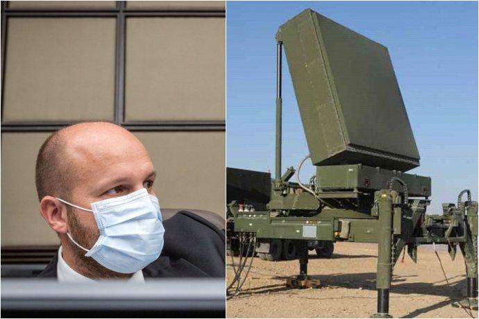 Minister obrany uzavrel nákup sedemnástich izraelských radarov od firmy Elta pre protivzdušnú obranu. Foto - N/Elta