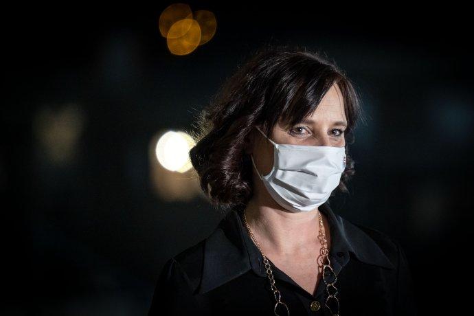Veronika Remišová. Foto N - Tomáš Benedikovič