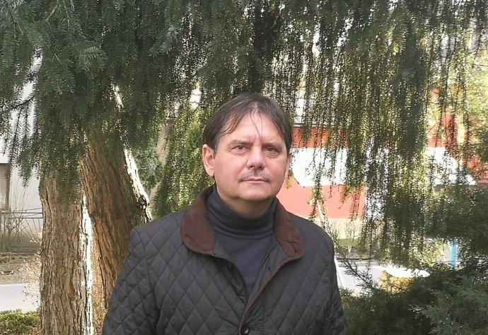 Jozef Filkus. Foto - archív J. F.