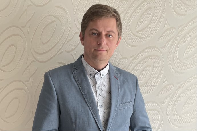 Martin Hlavaj. Foto - Nay