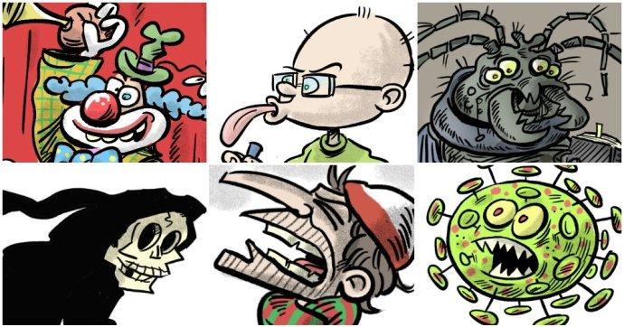 Rok Matovičovej vlády na Shootyho karikatúrach (31.3.2021)
