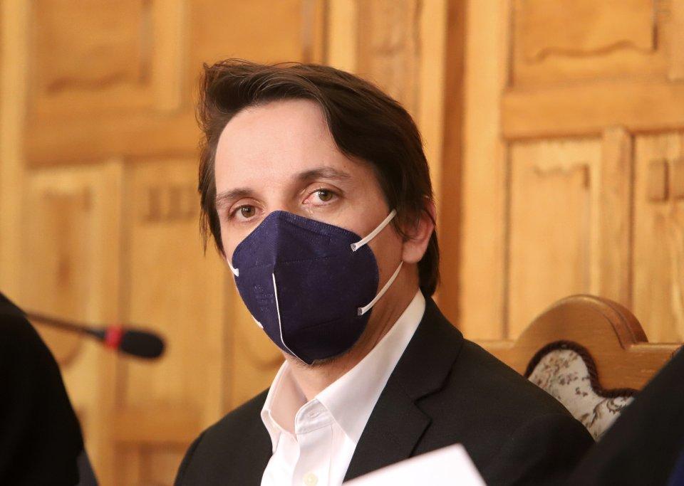 Daniel Čech na súde. Foto – TASR