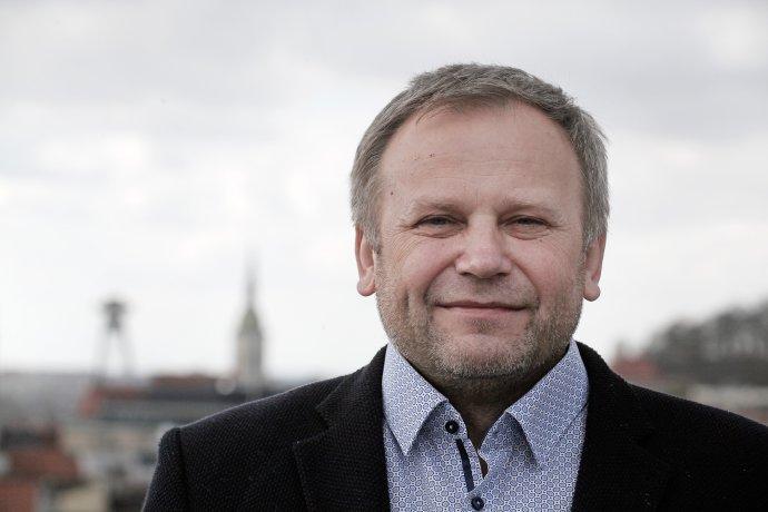 Vladimír Ledecký. Foto N - Andrej Bán