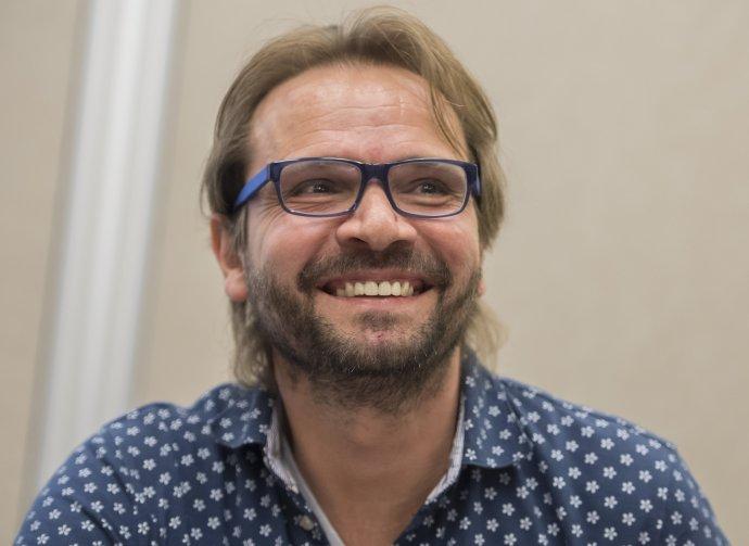 Ján Ďurovčík. Foto - TASR