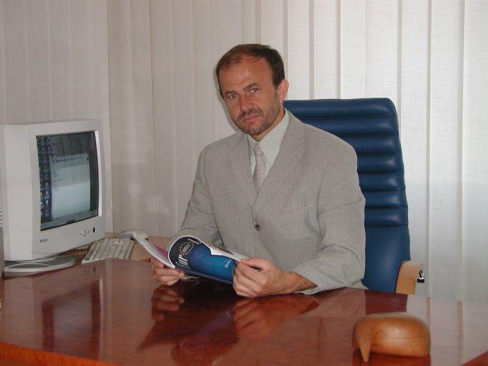Ján Kerekeš. Foto - archív firmy