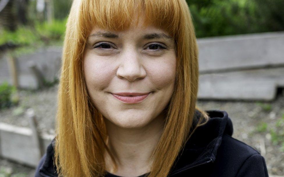 Michala Hrnčiarová. Foto: Jana Míková
