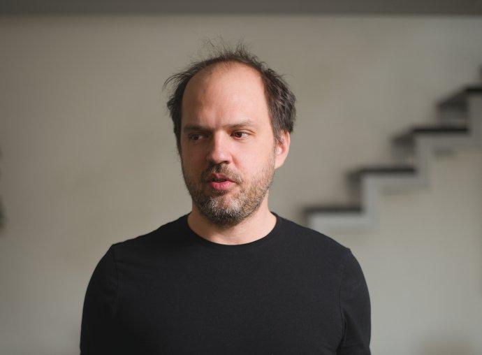 Pavol Hubinák. Foto - Milan Michalík