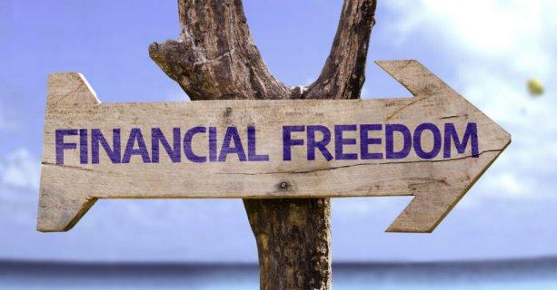 financna sloboda nezavislost