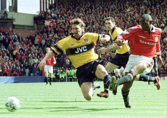 Premier League v roku 1999. Ilustračné foto - TASR/AP