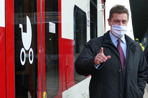 Minister vybral nového generálneho riaiteľa ZSSK Foto:TASR