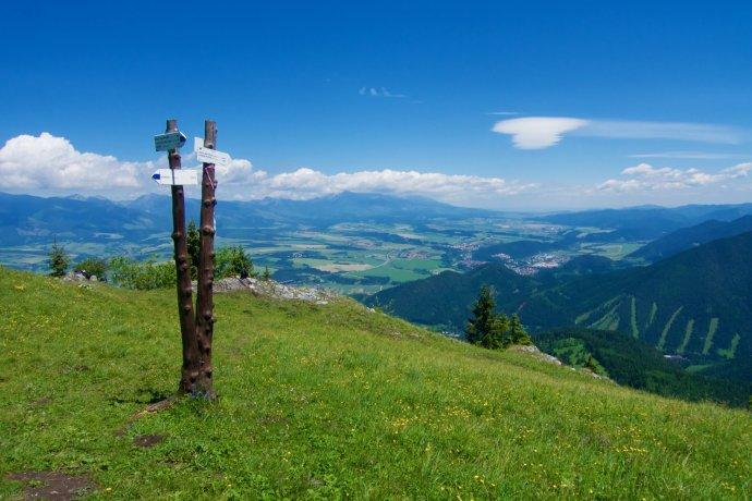 Národný park Nízke Tatry. Foto – Soňa Mäkká
